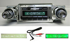 1965 Chevy Radio Impala & Bel Air  Free AUX Cable Stereo 230 **