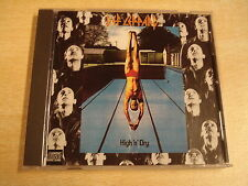 CD / DEF LEPPARD - HIGH 'N' DRY