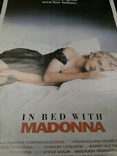 Madonna in Bew With Madonna sexy  vintage wall  poster PBX1419