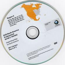 2011 Update West  2006 2007 2008 BMW 3 Series Navigation DVD 65 90 2 199 843