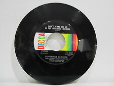 """45 RECORD 7"""" SINGLE- PEPPERMINT RAINBOW- DON'T WAKE ME UP IN THE MORNING MICHAEL"""
