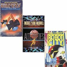 LOT 3 PB Michael P. Kube-McDowell ALTERNITIES ODYSSEY EMPERY