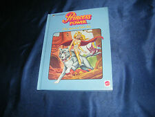 MOTU SHE-RA THE SPIRIT OF SHE-RA IM COMIC STIL 1985 MASTERS O T UNIVERSE MATTEL
