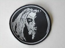 MORBID DEAD BLACK METAL EMBROIDERED PATCH