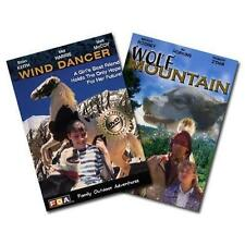 Wind Dancer/The Legend of Wolf Mountain (DVD, 2006) 2 MOVIES, NEW