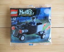 Lego 30200 Zombie Chauffeur Coffin Car Monster Fighters Polybag - New & Sealed