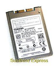"""New OEM Dell X812M 0X812M Toshiba 160GB 1.8"""" SATA Hard Drive MK1629GSGF"""