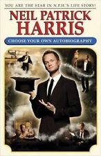 CHOOSE YOUR OWN AUTOBIOGRAPHY BY NEIL PATRICK HARRIS PAPERBACK AUTOBIOGRAPHY