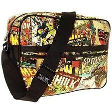 Marvel Comics Comic Book Print Messenger Shoulder Bag MV-RCMB-16