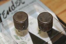 FENDER RELIC AGED PURE VINTAGE AMERICAN 60s TELE KNOBS 0095799049 SET OF 2