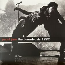 PEARL JAM The Broadcast 1992 UK 2012 limited edition 2-LP vinyl SEALED/NEW