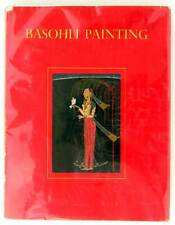 BASOHLI PAINTING 1959 Colorful TIPPED-IN PLATES Indian 17th/18th Centuries DELHI