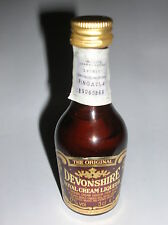 MIGNON  DEVONSHIRE  ROYAL CREAM LIQUEUR   3CL