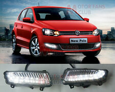 LED DRL Daytime Running Light For Volkswagen VW Polo 2010 2011 2012 2013 2014