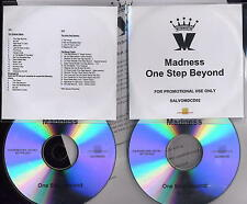 MADNESS - ONE STEP BEYOND - PROMO RELEASE FOR 2009 DELUXE EDITION SKA TWO 2 TONE