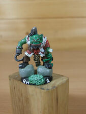 CLASSIC METAL ROGUE TRADER ERA ORK RUNTHERD HOOK HAND PAINTED (2934)