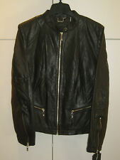Wilson's Leather Jacket WWBM7597-33 Brown sz Large NWT MSRP $550