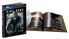 King Kong Blu-ray Blu ray 100th Anniversary Collector's Series + Book - NEW