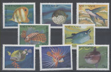 POISSON Vietnam 8 val de 1984 ** FISH FISCH PESCE