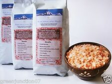 GreenJunction's Freshly Mined 100% Pure Himalayan Bath Salts (1kg ) Summer Pack
