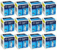 Bayer Contour Next Test Strips, 600 Test Strips (12x50)  EXP: 02/2018