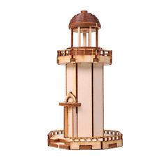 YM853 Baby Series Light House Wooden Model Kit