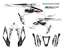 KFX700 KFX 700 KAWASAKI GRAPHICS KIT DECALS DECO STICKERS FOUR WHEELER QUAD