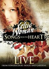 Celtic Woman: Songs from the Heart - Live from Powerscourt Hou (2010, DVD NIEUW)