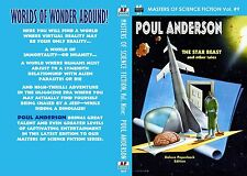 Armchair Fiction MASTERS OF SCIENCE FICTION Vol. Nine, Poul Anderson, Price Cut!