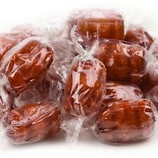Washburn Wrapped Root Beer Barrels Hard Candies 2Lb FREE SHIPPING