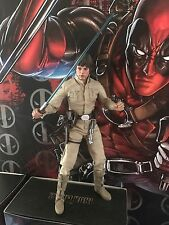Hot Toys Star Wars Luke Skywalker Bespin Outfit Action Figure