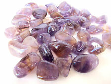 Ametrine Tumbled Stone 25-30mm QTY1 Healing Crystal DNA RNA Astral Travel Reiki