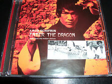 Enter The Dragon Remastered Bruce Lee Soundtrack CD by Lalo Schifrin – Like New