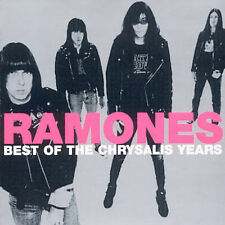 Best of the Chrysalis Years by The Ramones (CD, Apr-2002, Emi Gold)