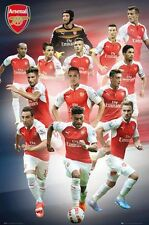 ARSENAL - 2016 PLAYERS POSTER - 24x36 FOOTBALL SOCCER TEAM 34084
