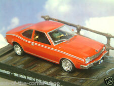 DIECAST 1/43 JAMES BOND 007 AMC HORNET IN RED FROM THE MAN WITH THE GOLDEN GUN