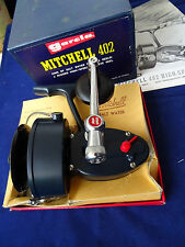 STUNNING UNFISHED BOXED VINTAGE MITCHELL 402 SALT WATER SPINNING REEL