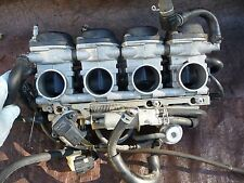 Carbs carburetors DAMAGED  YZFR6 r6 03 04 05 Yamaha ( may fit r6s)  #H13