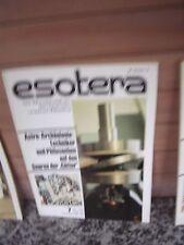 Esotera, Heft 7 Juli 1975 Die Wunderwelt an den Gren