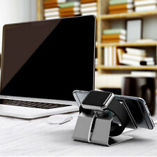 Charging Dock Stand Bracket Accessories Smart Phone Holder For iWatch Silver