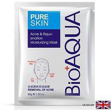 BIOAQUA Nourishing Oil Control Mask lighting and whitening facial mask