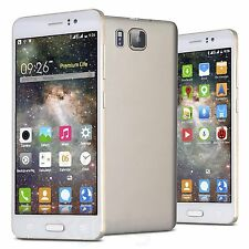 "XGODY D300 5.5"" 8MP Unlocked Android Mobile Phone 4 Core Smartphone Dual SIM 8GB"