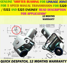 JDM FOR SUBARU GENUINE IMPREZA GC8 5 SPEED SHIFTER BUSHING LINKAGE JOINT OEM