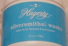 HAGERTY SILVERSMITHS WASH 19 OUNCES SILVER CLEANER WITH R 22 TARNISH PREVENTIVE