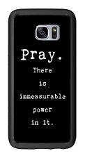 Religious Pray Definition For Samsung Galaxy S7 Edge G935 Case Cover by Atomic M