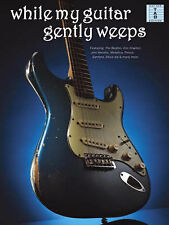 While My Guitar Gently Weeps, Various, Good, Paperback