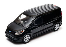 FORD TRANSIT CONNECT 2014 BLACK GREENLIGHT 1/43 DIECAST BRAND NEW