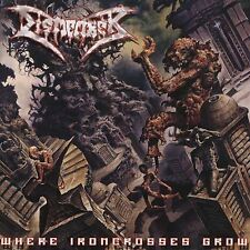 Dismember : Where Ironcrosses Grow (Candlelight CD)