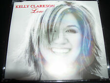 Kelly Clarkson Low / Miss Independent Remixes Australian CD Single- Like New