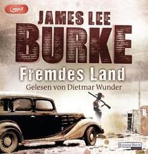 Burke, James Lee - Fremdes Land - CD